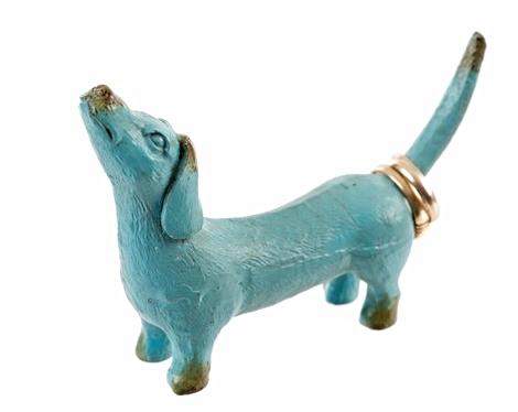 Doggie Sculpture
