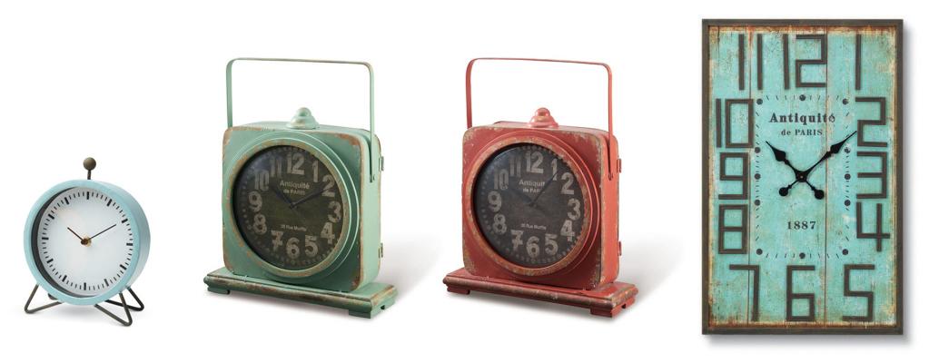 Benny, Iron, Norfolk Clocks