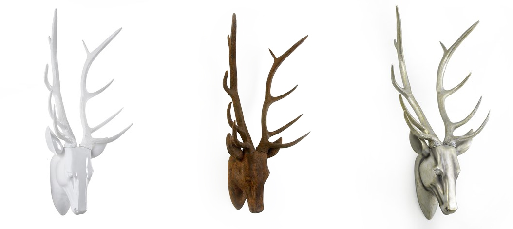 Stag Heads