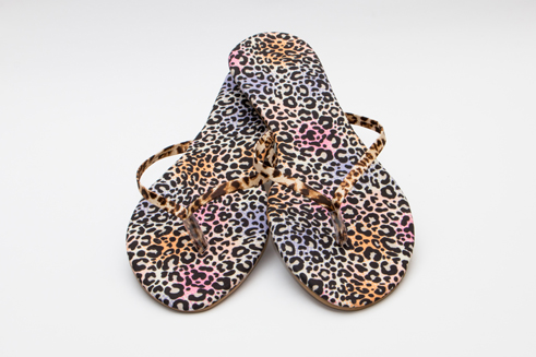 Rasteirinhas animal print