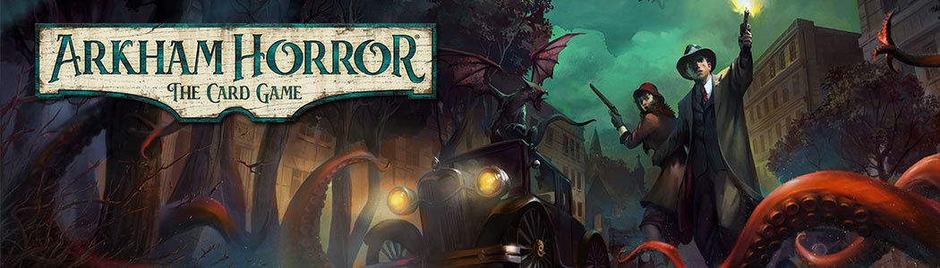 arkham horror card game banner.jpg