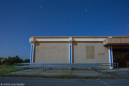 Commissary Store, former Naval base -- by Joe Reifer