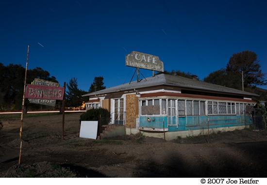 Dining Cars Cafe -- by Joe Reifer