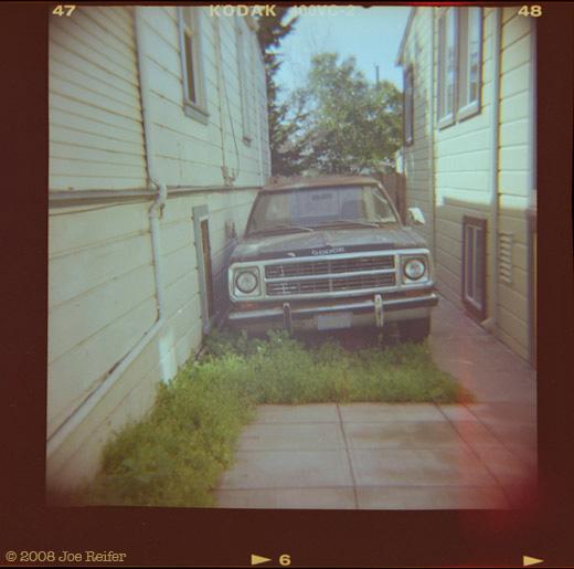 in between -- by Joe Reifer