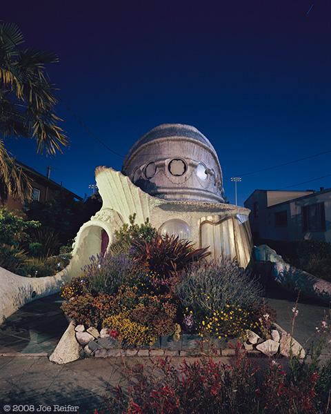 Berkeley Fish House -- by Joe Reifer