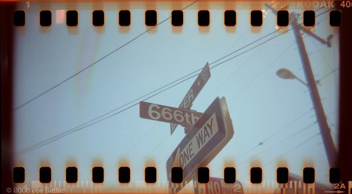 666th Street, Emeryville -- by Joe Reifer