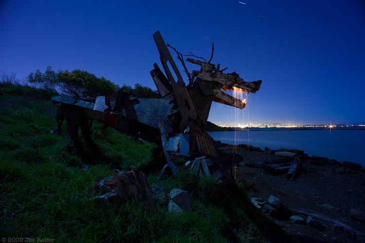 San Francisco Dragon Creation Myth 11:17 -- by Joe Reifer