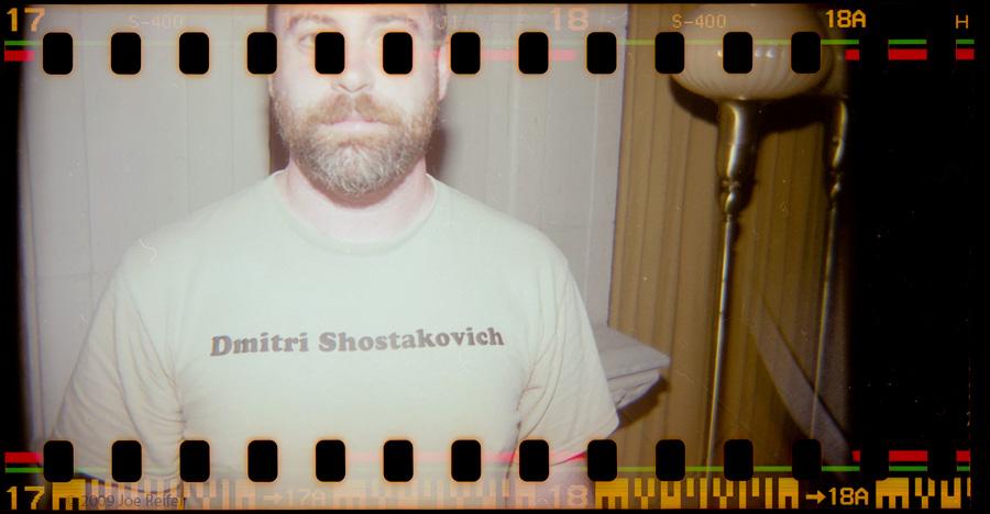 Dmitri Shostakovich -- by Joe Reifer