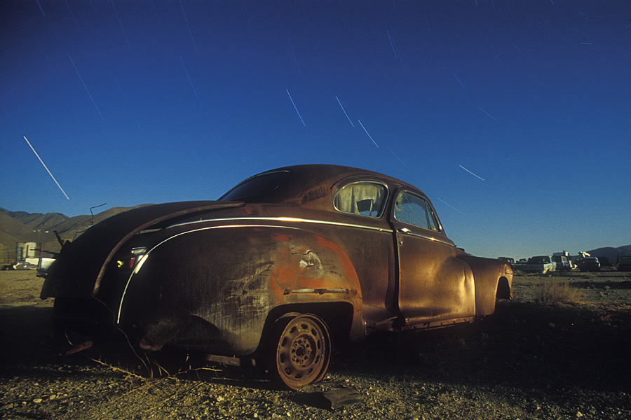 Business Coupe 45 -- by Troy Paiva