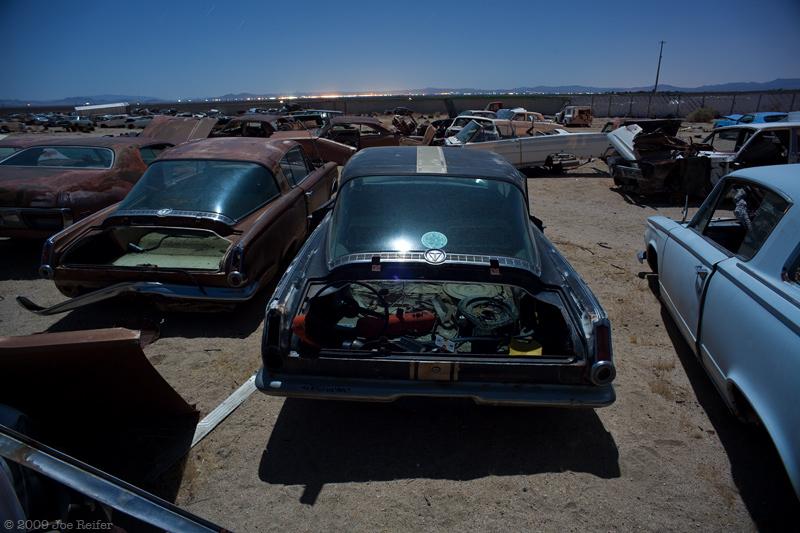 Rear Window -- by Joe Reifer