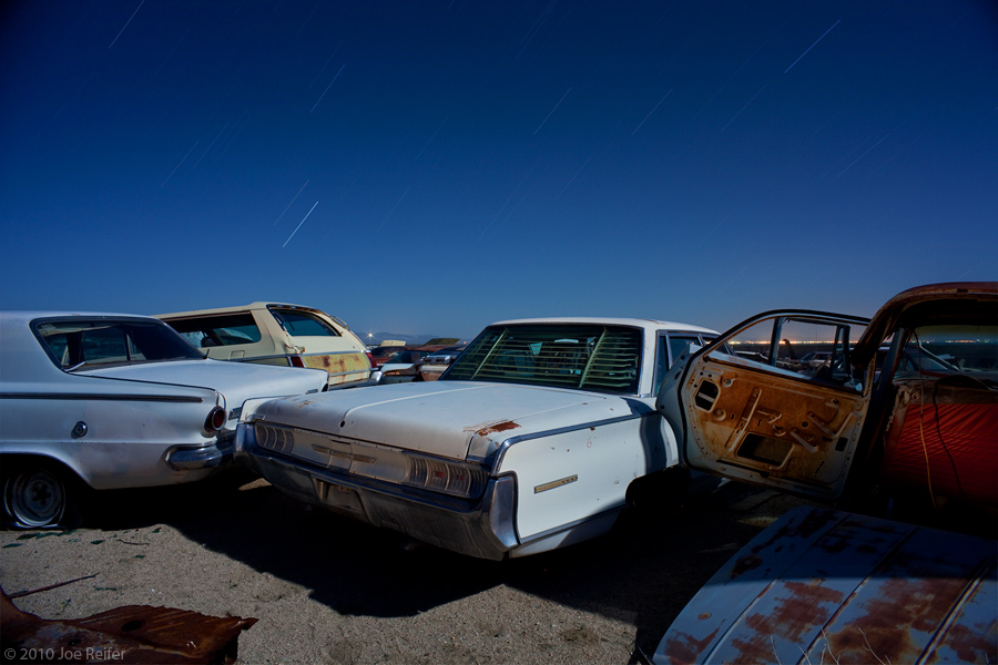 Customize your car with Venetian blinds -- by Joe Reifer