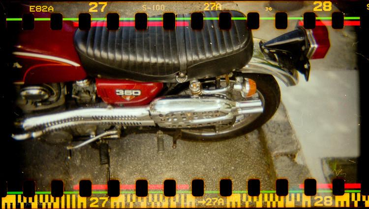 Honda -- by Joe Reifer