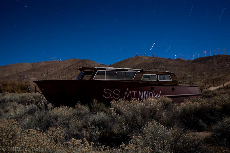 S.S. Minnow -- by Joe Reifer