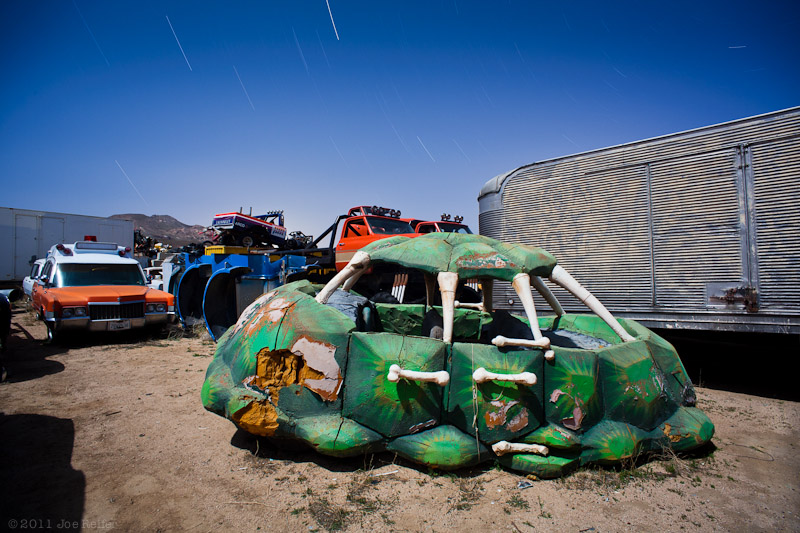 Flintstones Movie Car -- by Joe Reifer