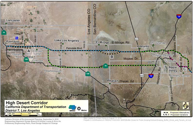 High Desert Corridor
