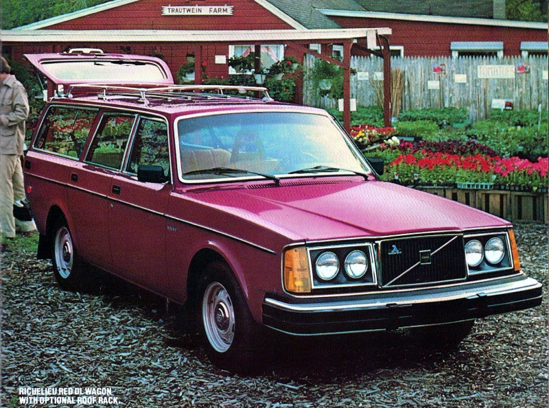 How many flowers will grow, bloom, and die before this Volvo will get up the Grapevine on I-5.
