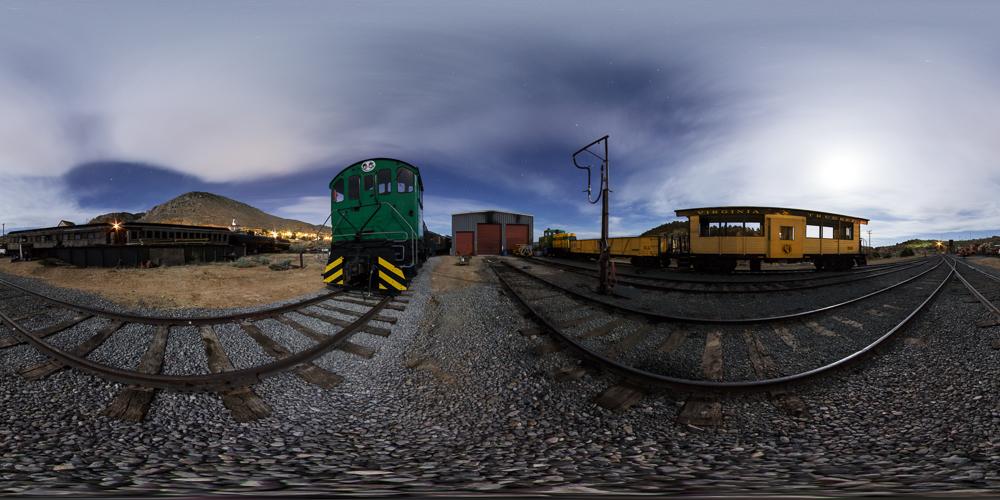 Virginia & Truckee Railroad
