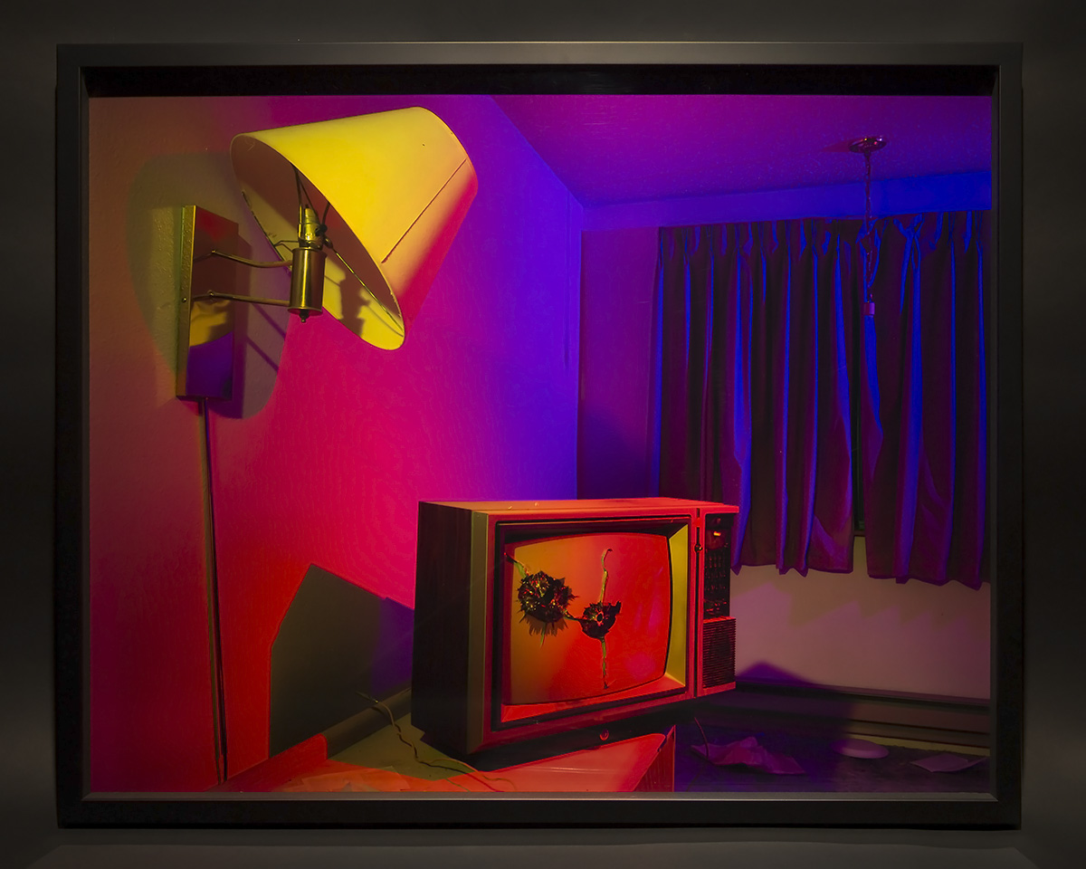 Troy Paiva - Bobby Peru's Room (2013)