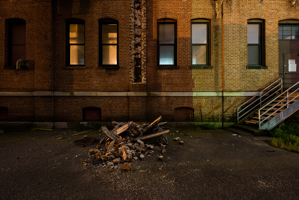 Brick Picnic - by Joe Reifer