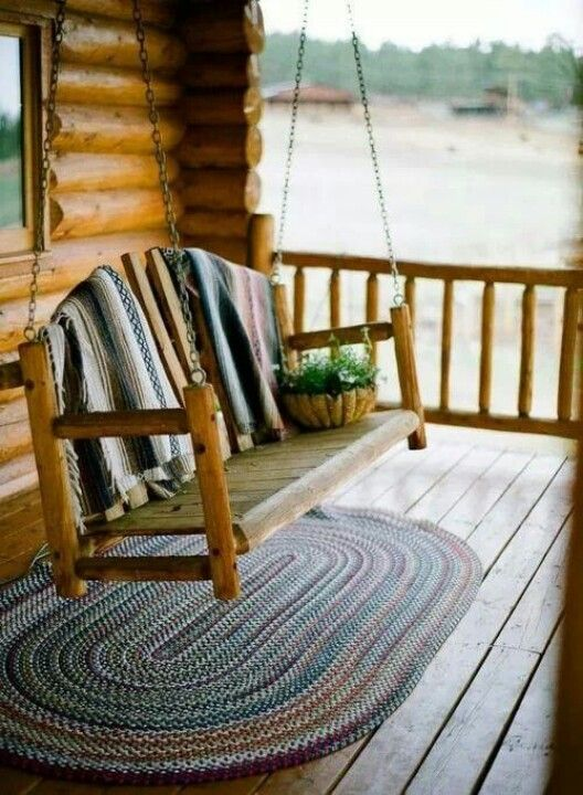 cabin front porch porch swing.jpg