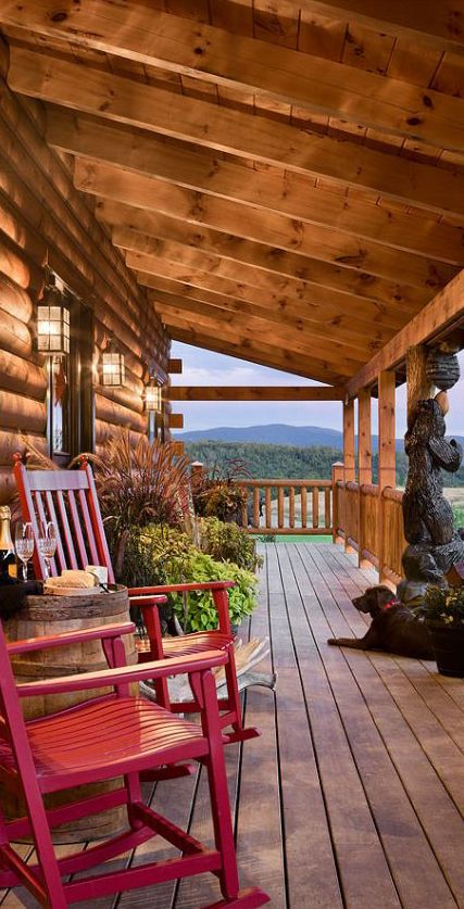 cabin front porch plants.jpg