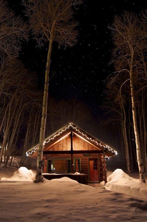 White cabin Christmas lights.jpg