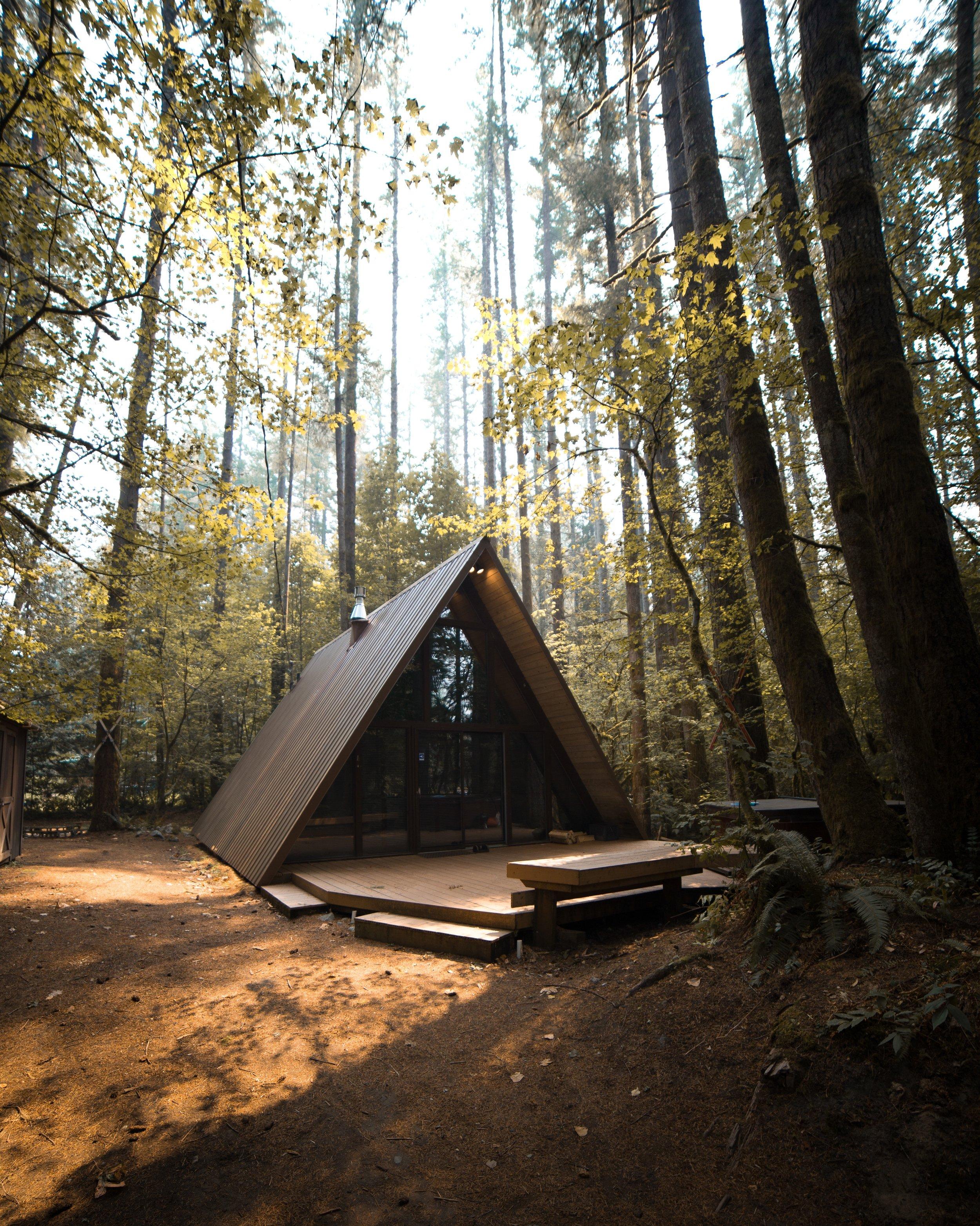 aframe cabin, aframe, architecture, home design