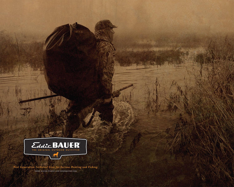 Eddie Bauer // Sportsman