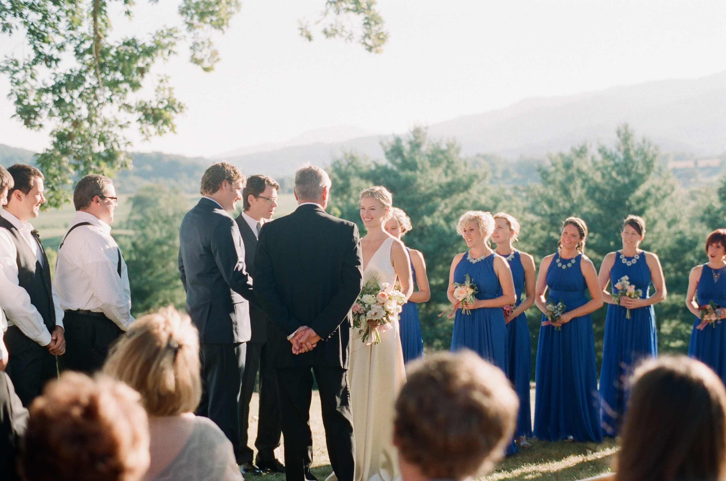 Boston wedding celebrant