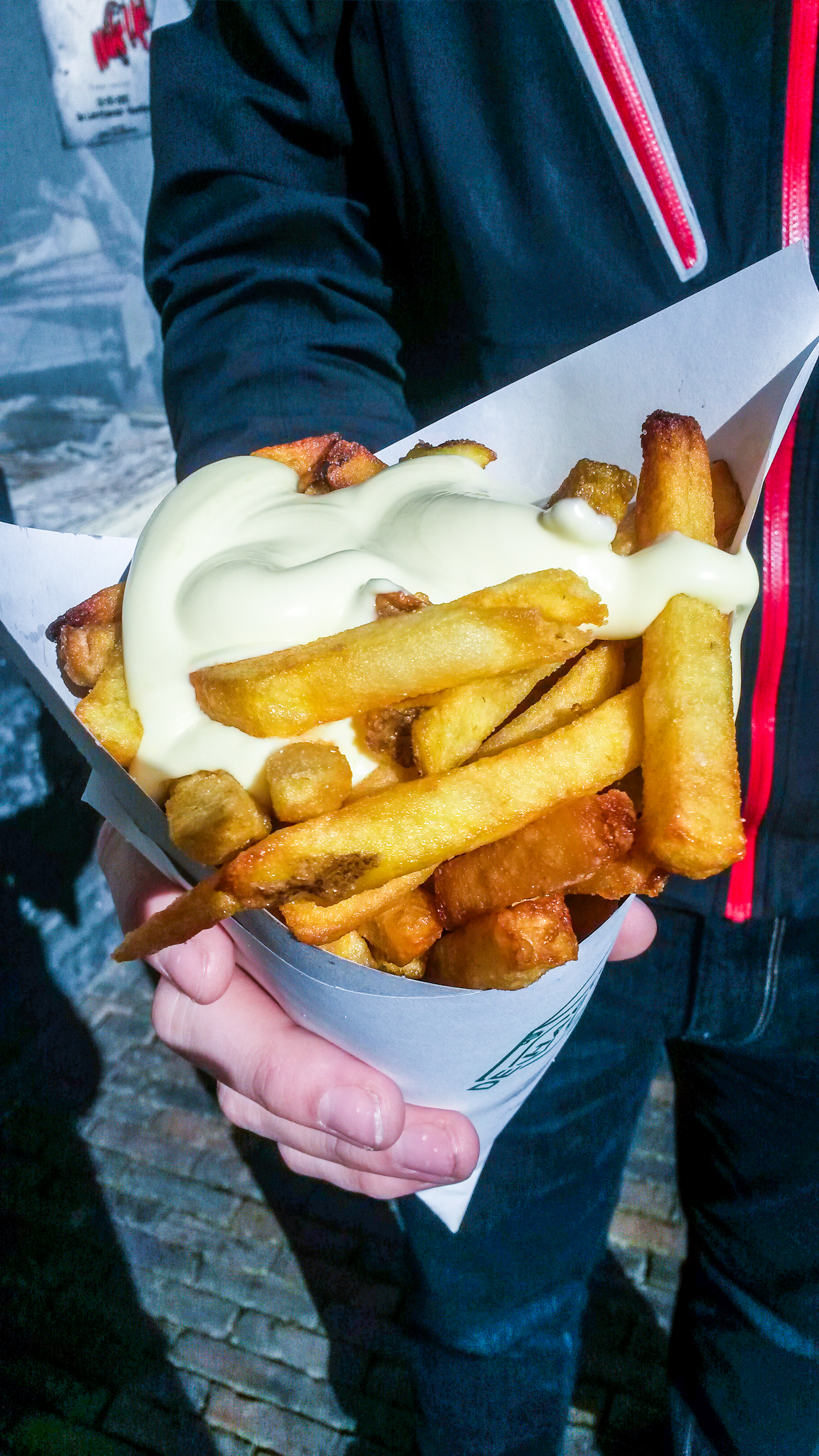 """Friet Saus"" (Dutch Fry Sauce)"