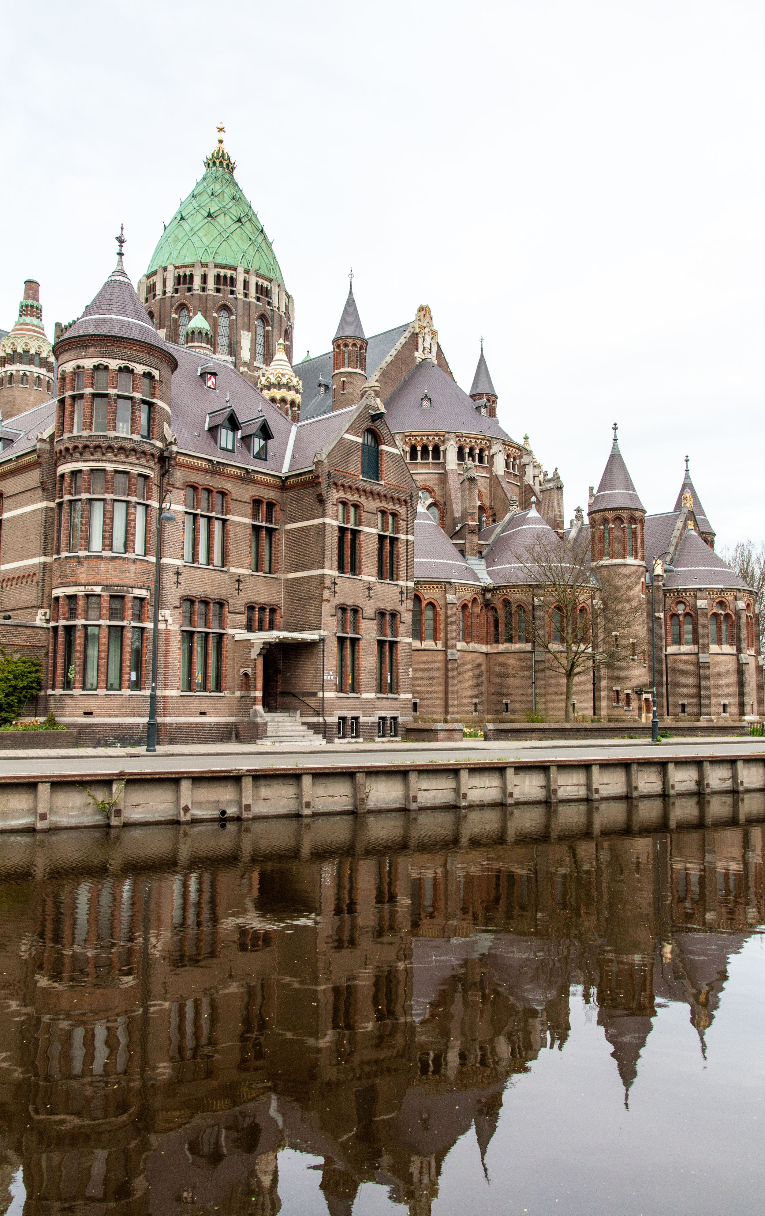 St Bavo Cathedral...