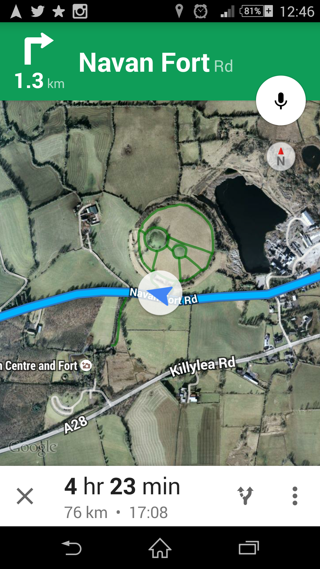 When you see this on a map you need to investigate!