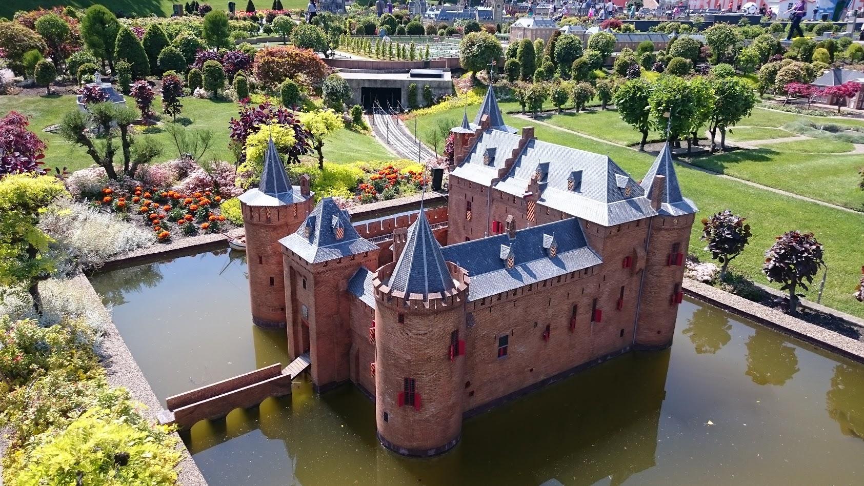 Muiden: Muiderslot Castle