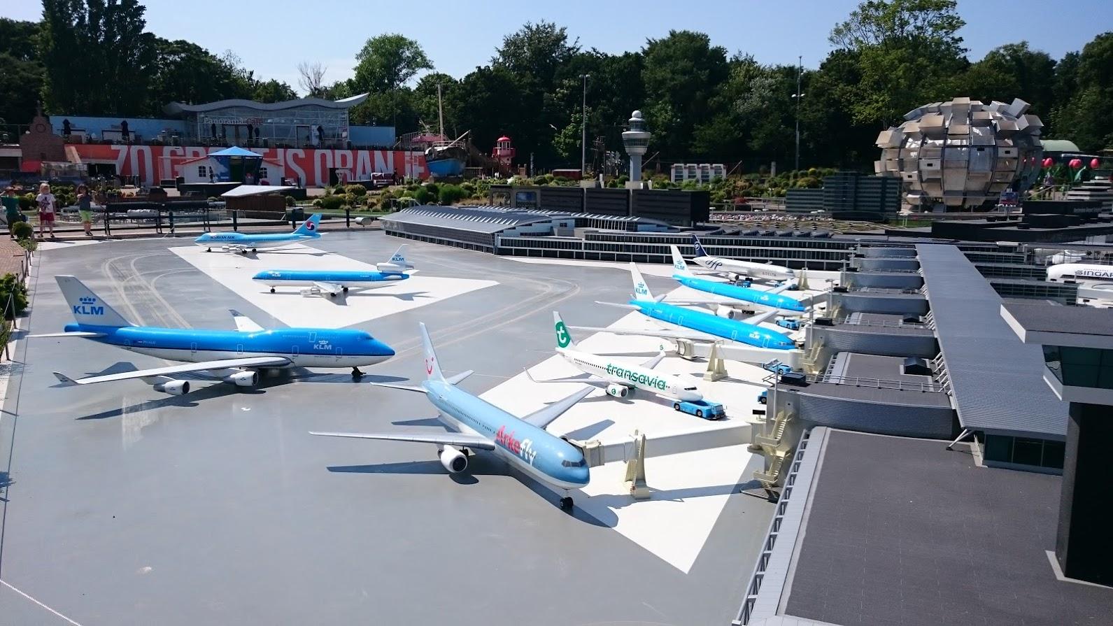 Amsterdam: Schiphol Airport