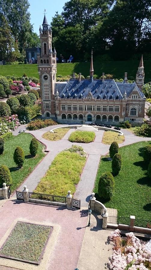 Den Haag (The Hague): Peace Palace