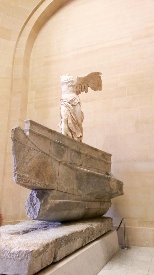 Musée du Louvre - Winged Victory