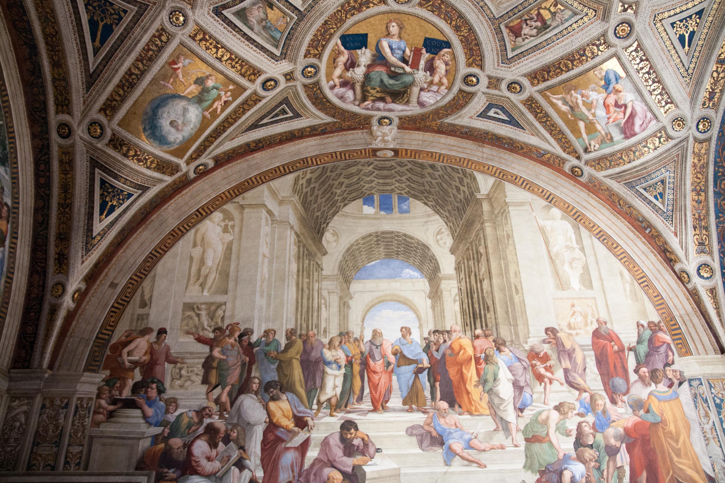 The School of Athens (Raphael)