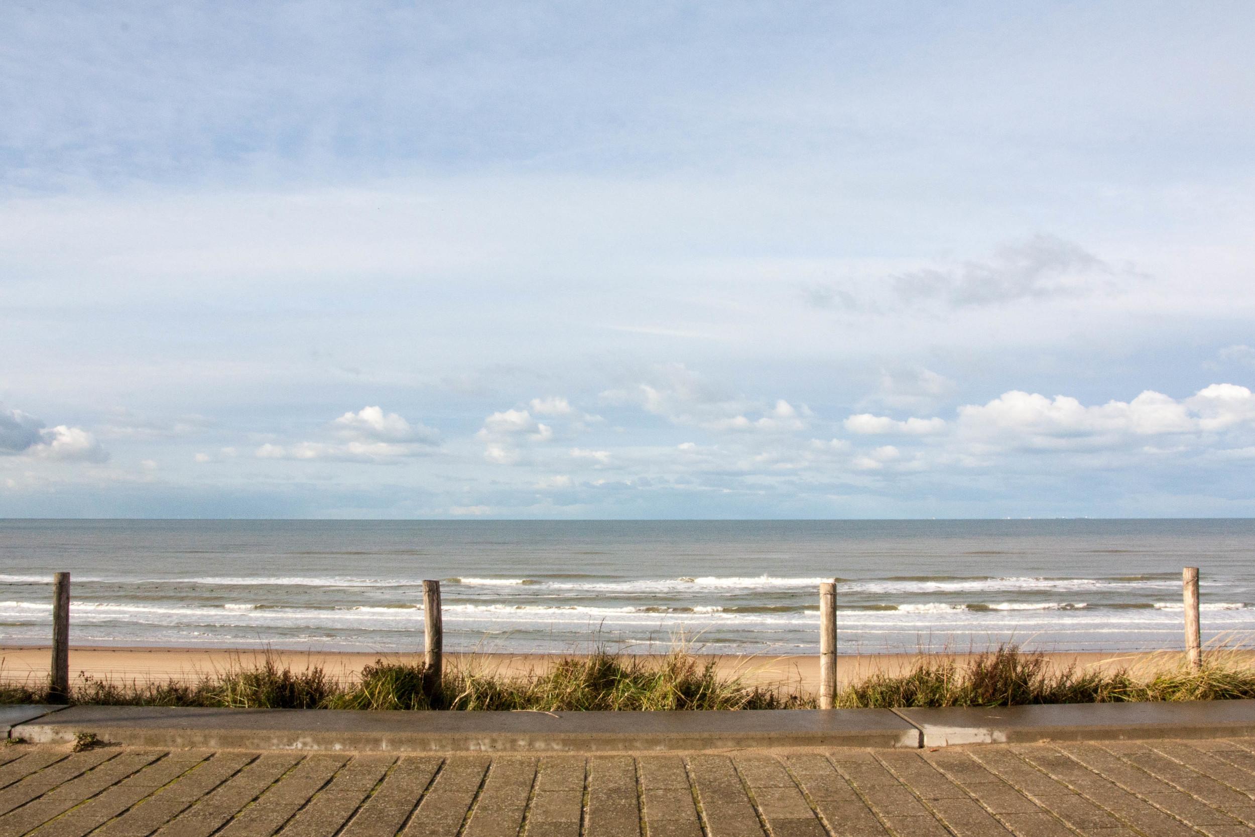 View from Bloemendaal aan Zee