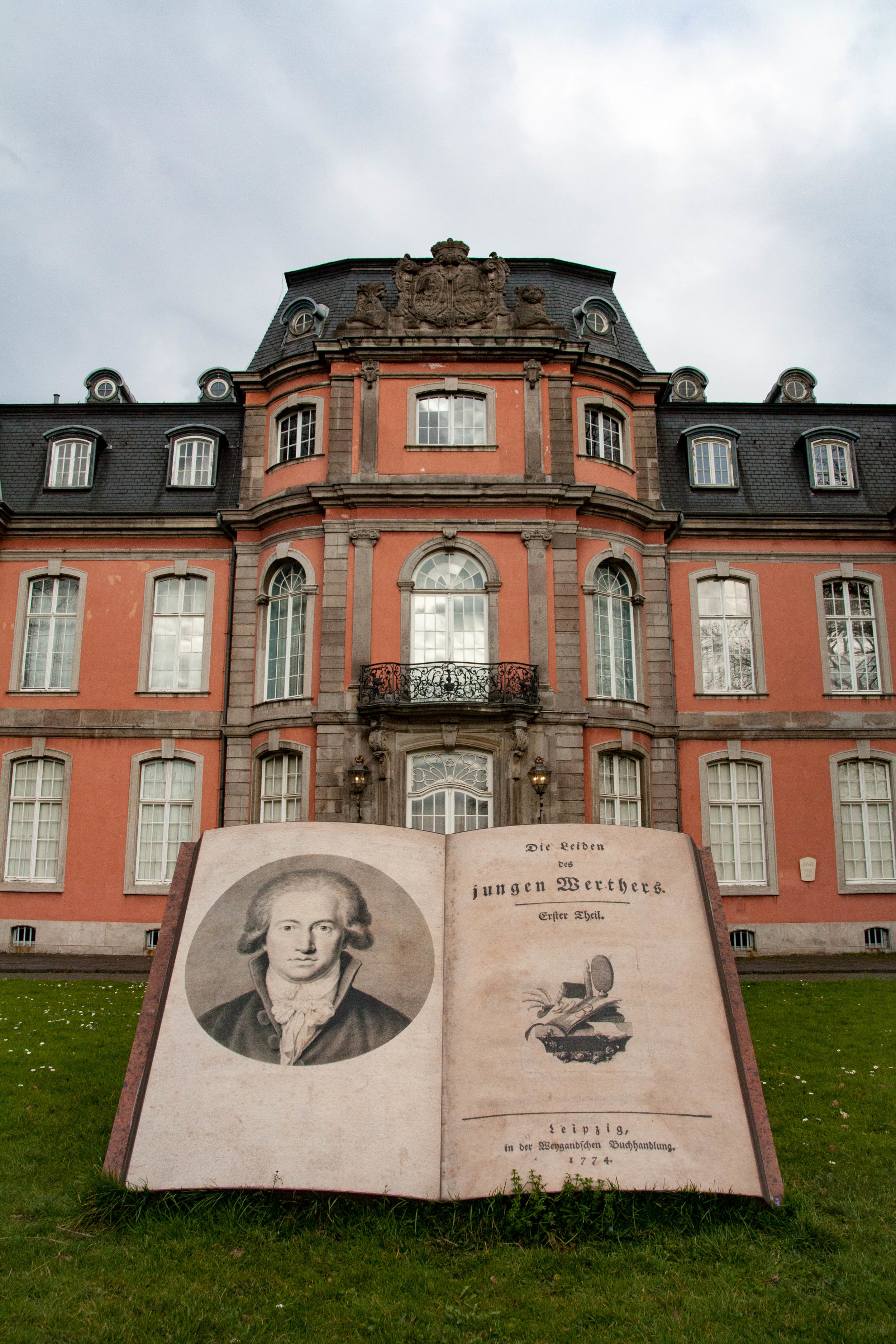 Goethe Museum (author of Faust)