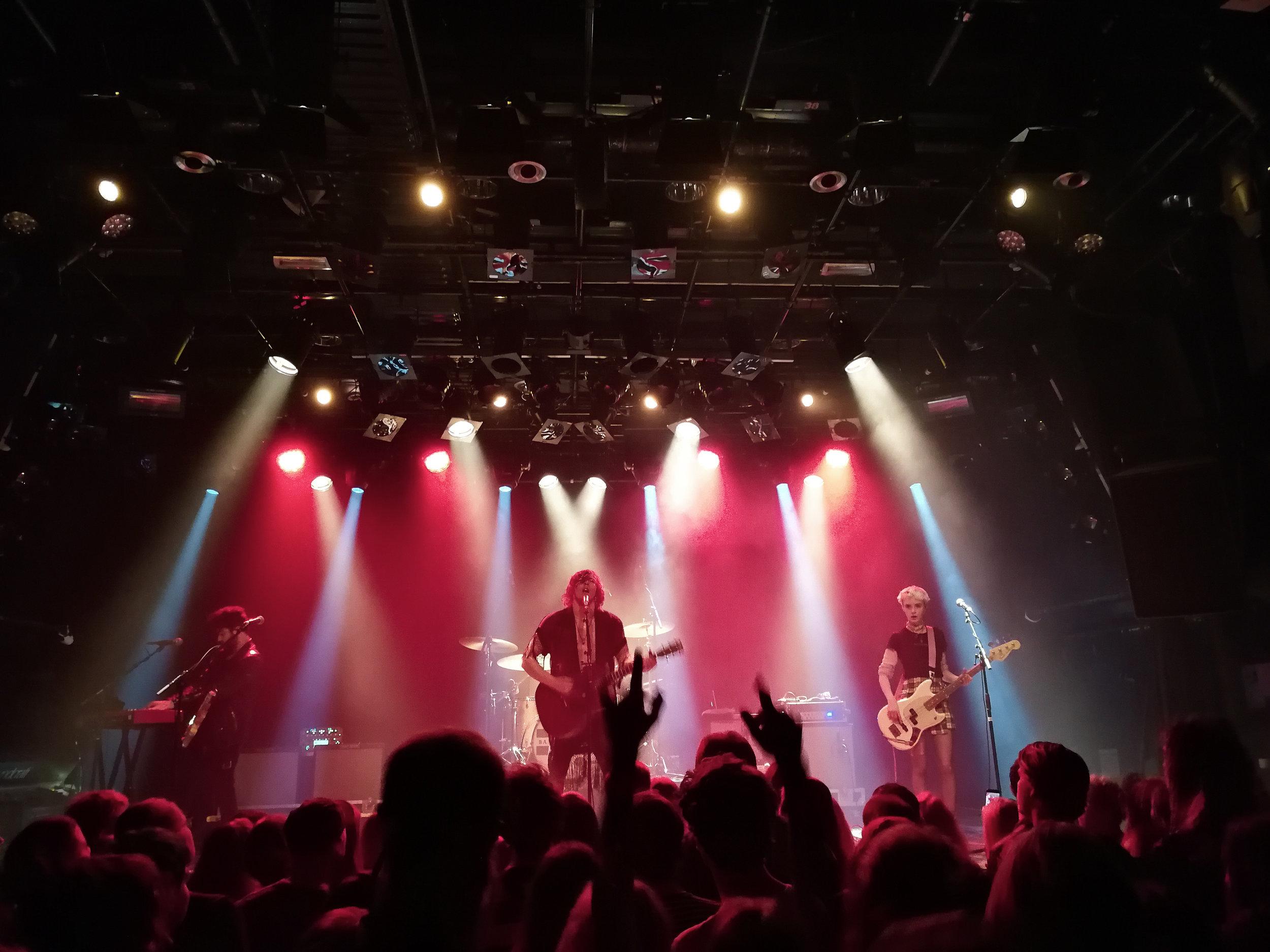 Barns Courtney - Melkweg, AmsterdamMarch 25, 2019