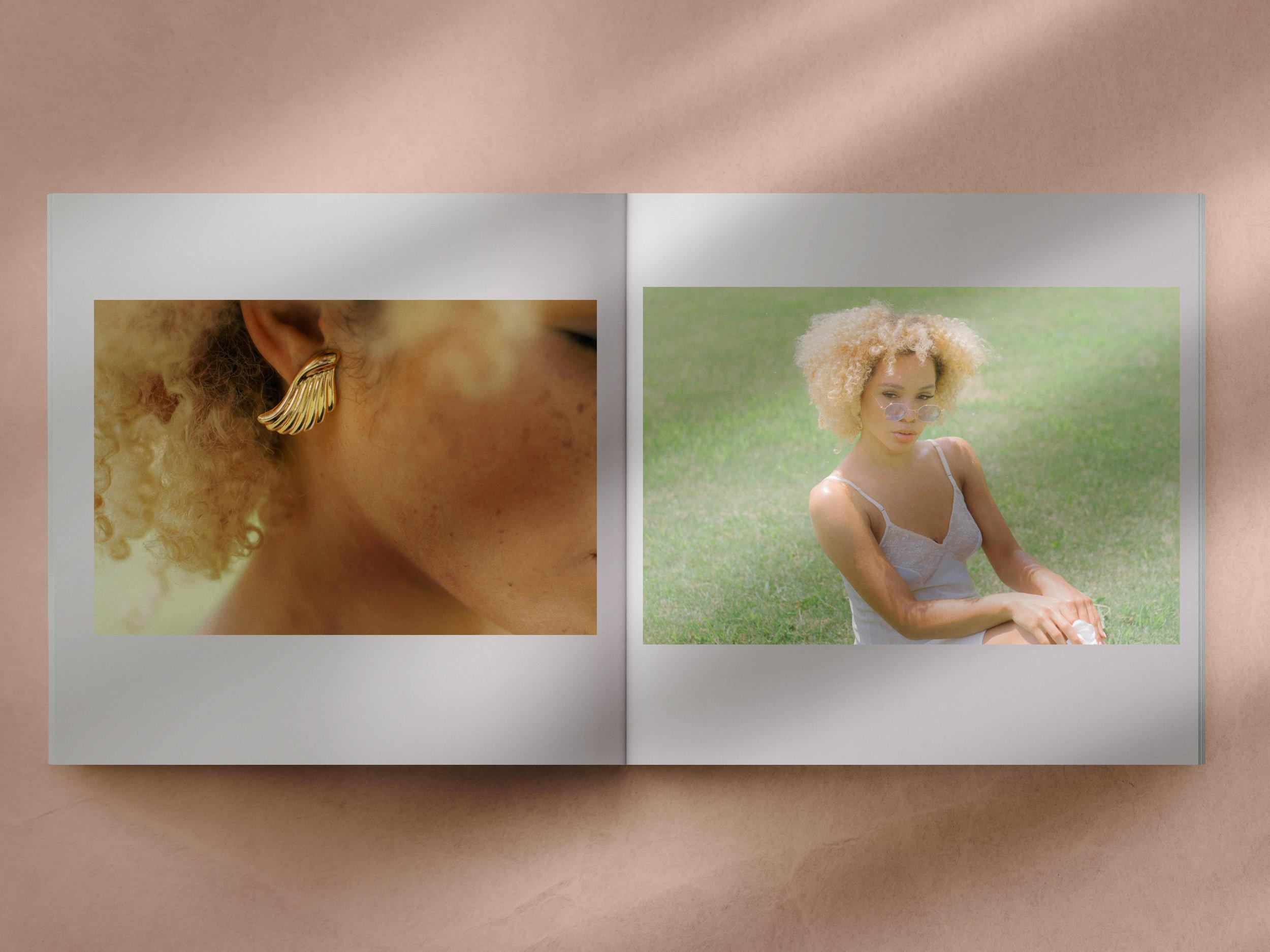 A Retro Summer Dream Page 2-3 Issue 2.jpg