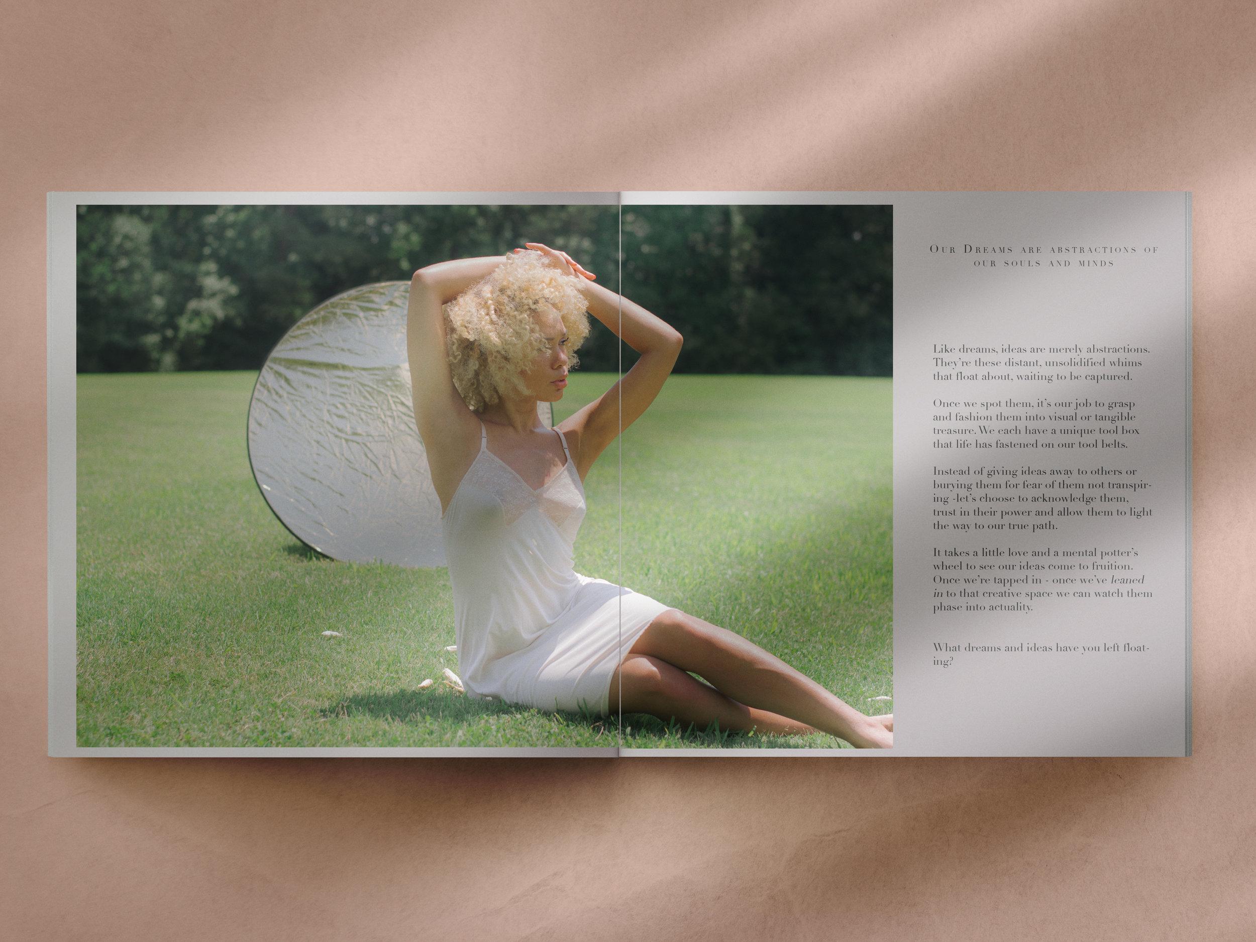 A Retro Summer Dream Page 4-5 Issue 2.jpg