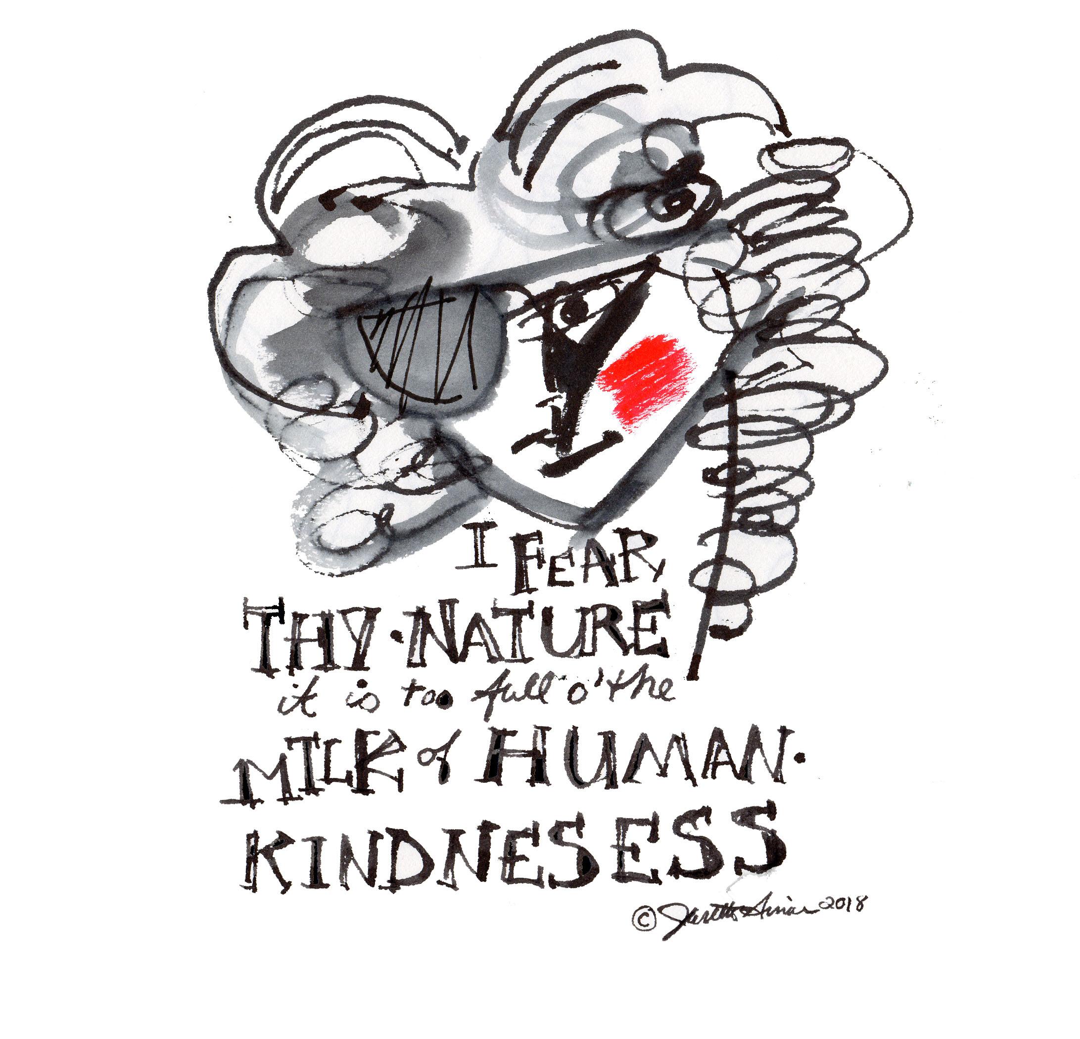 Milk of Human Kindness