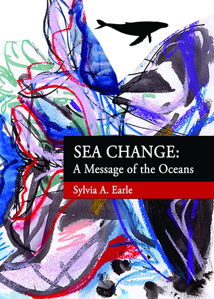 """""""Sea Change"""" Book Cover Design"""