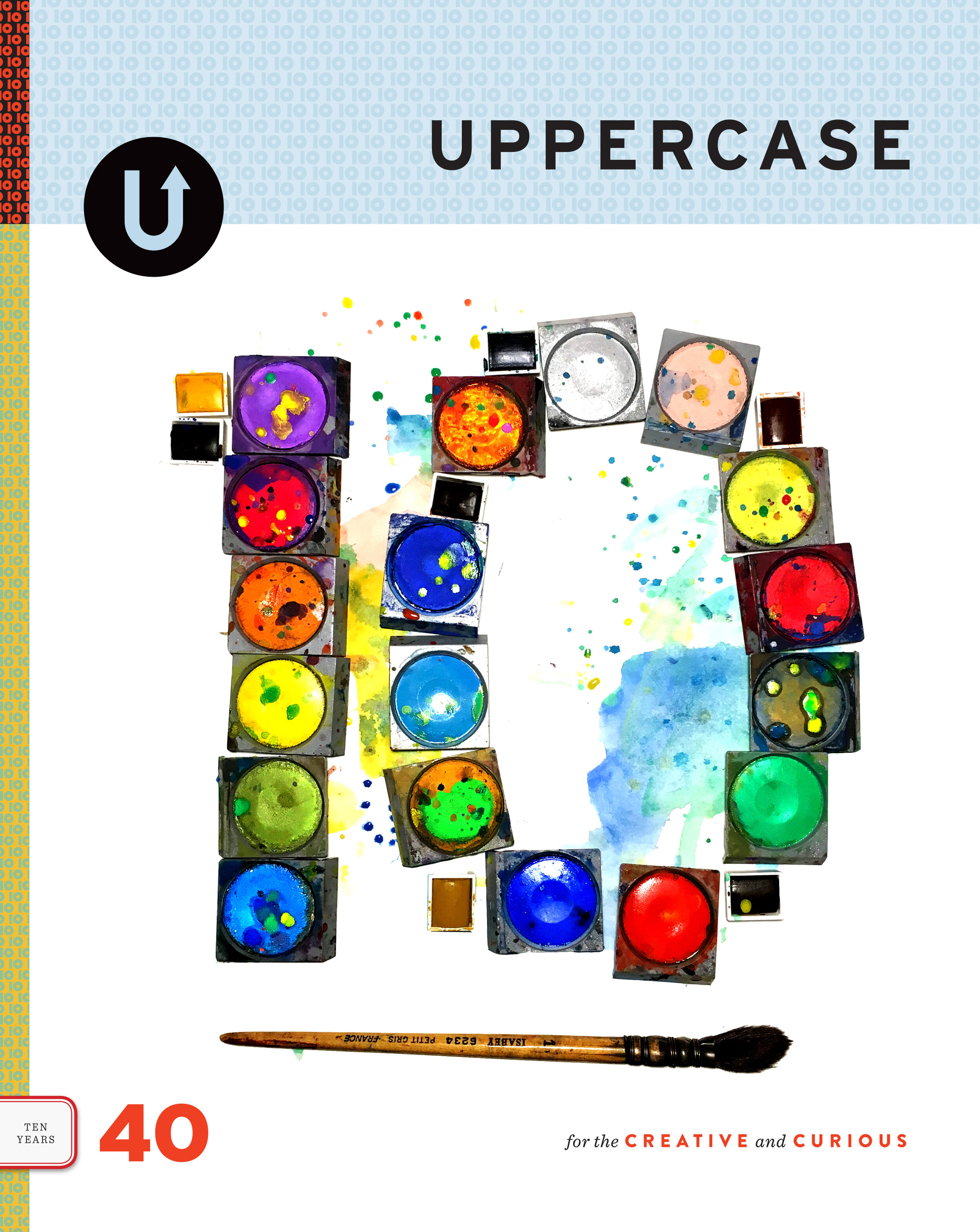 Uppercase Cover Proposal