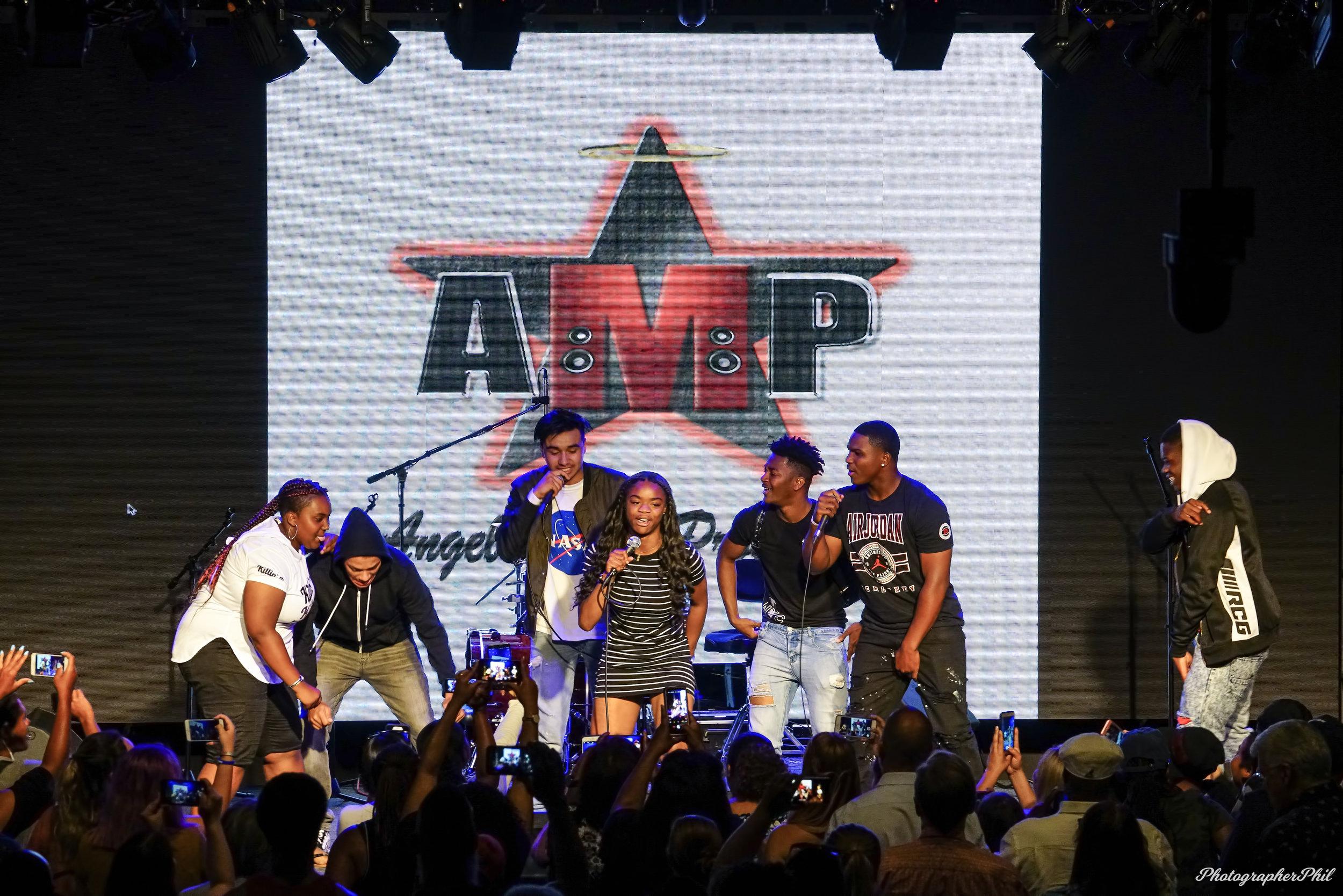 AMP Celebration