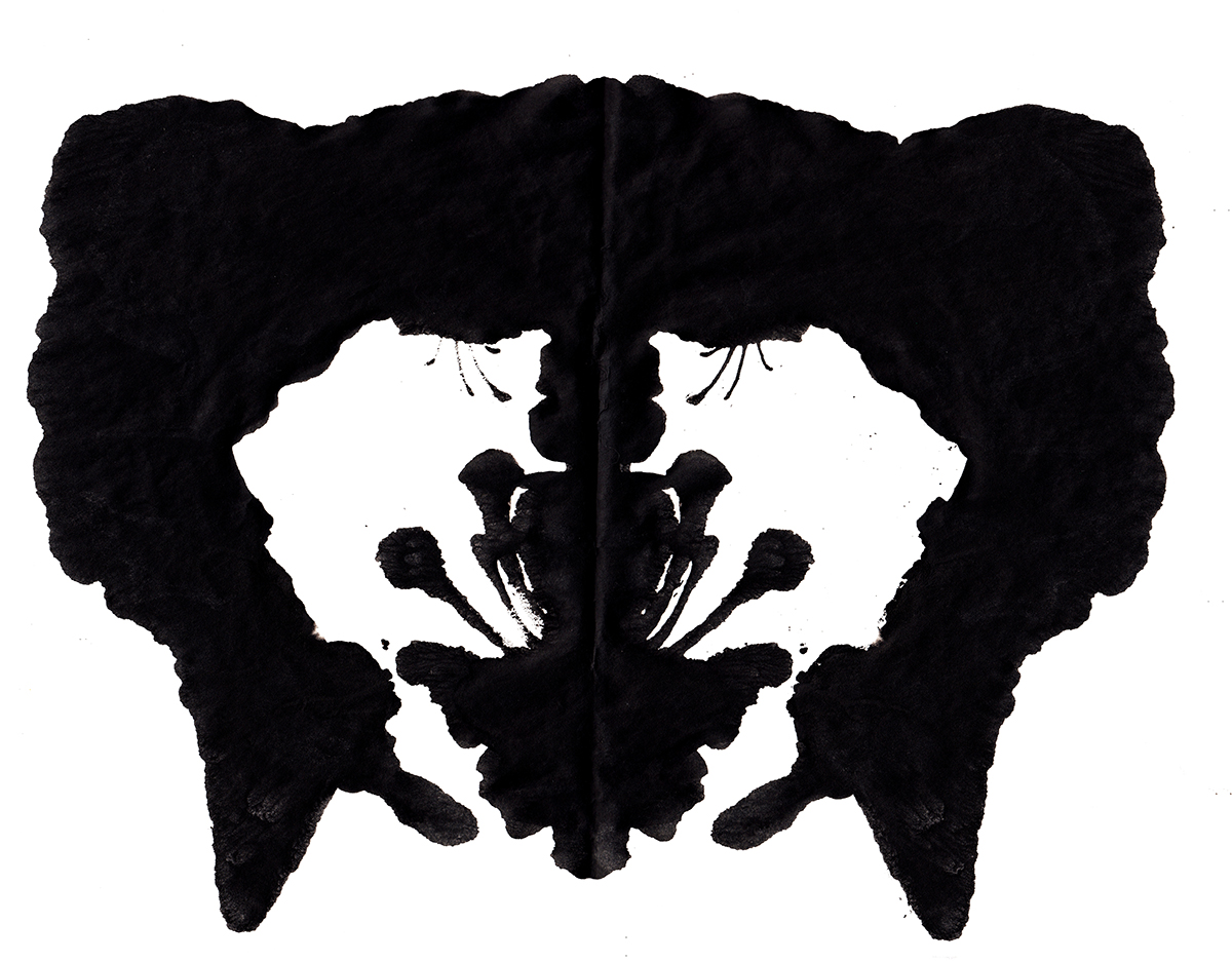 Rorschach no.008