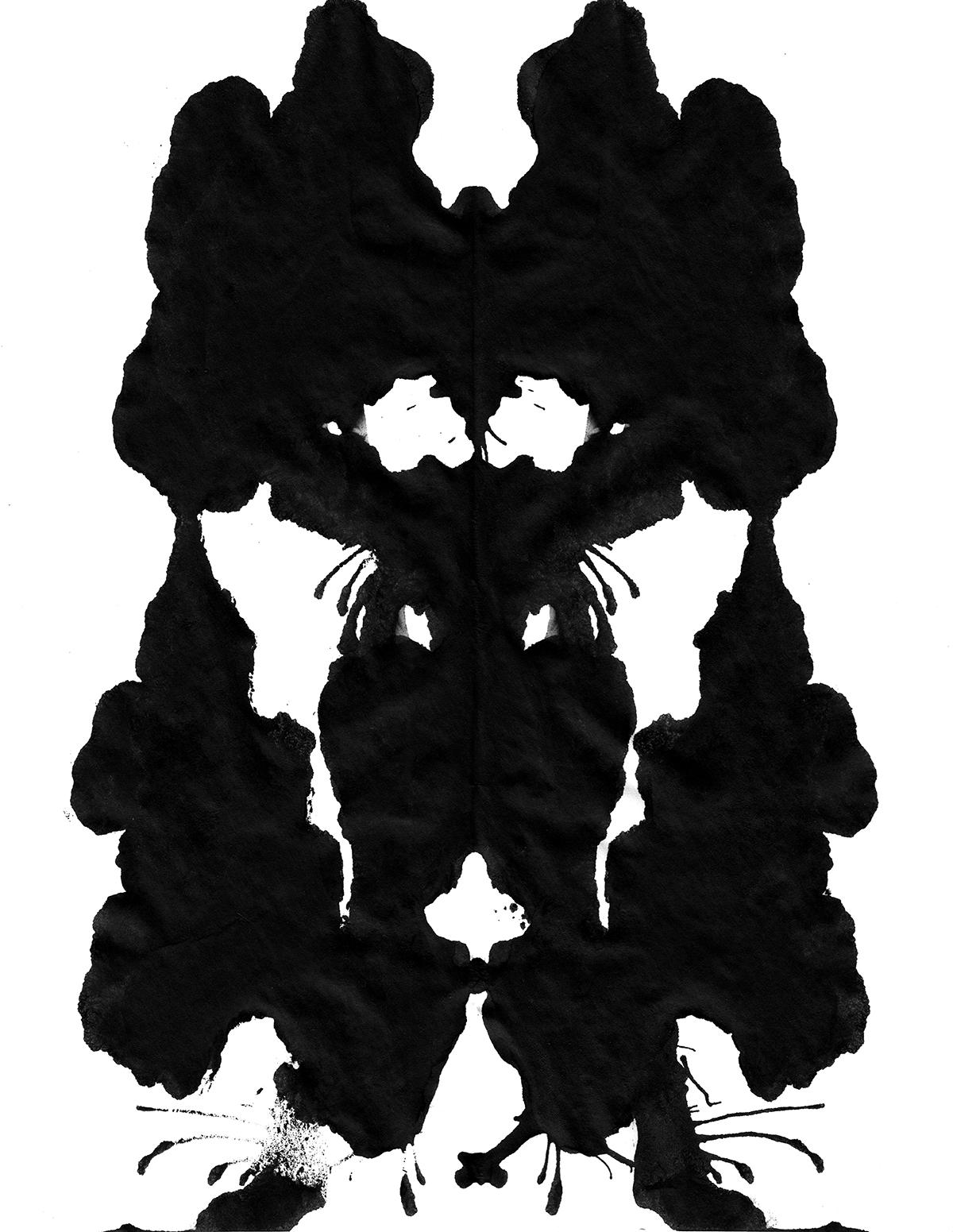 Rorschach no.009