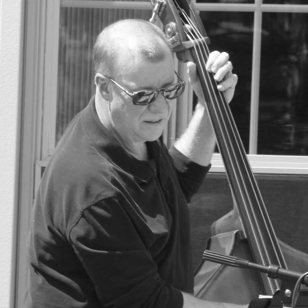 Kevin Leazenby - upright Bass