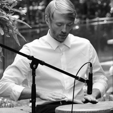 daniel stewart wilde - percussion